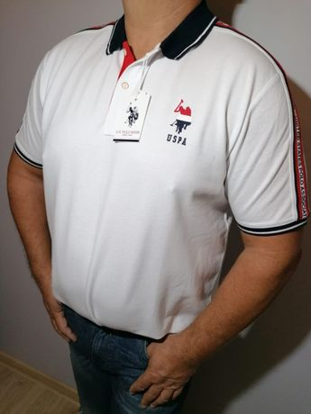 Bardzo ładna koszulka polo US . POLO L XL XXL