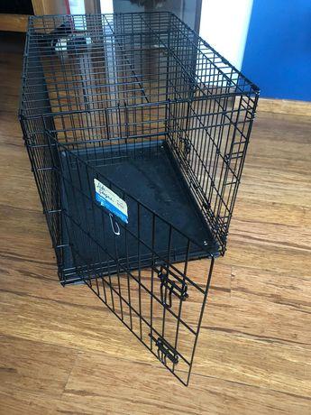 Sprzedam nowa wielofunkcyjna metalowa klatka kojec dla psa
