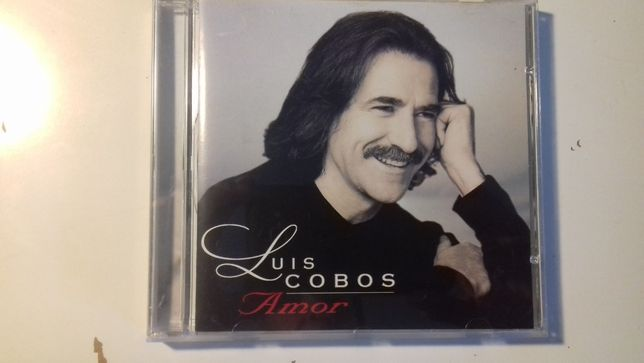 CD Original Luis Cobos Amor