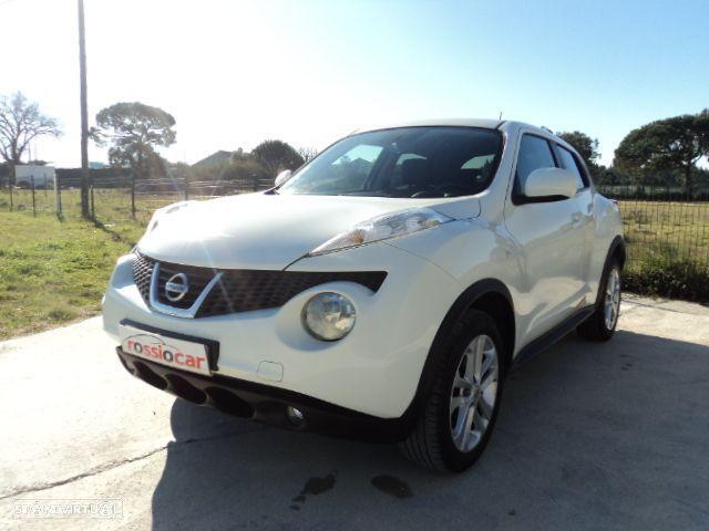 Nissan Juke 1.6 Tekna Sport