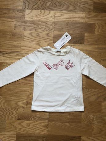 Реглан новый Wojcik размер на 3 года кофта футболка Mayoral