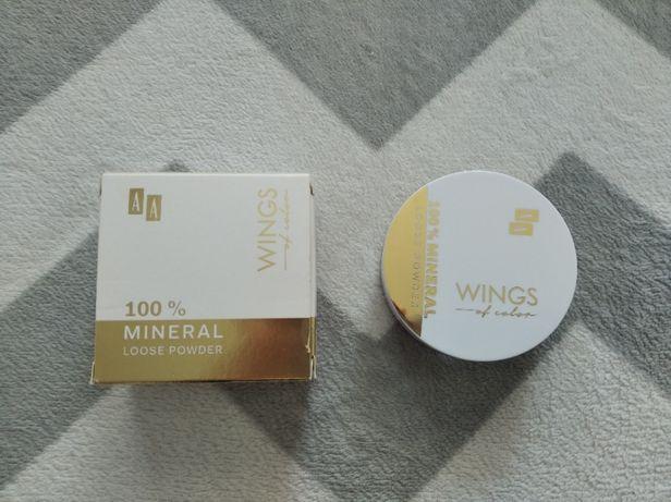 AA 100% Mineral Loose Powder puder sypki mineralny 10 VANILLA