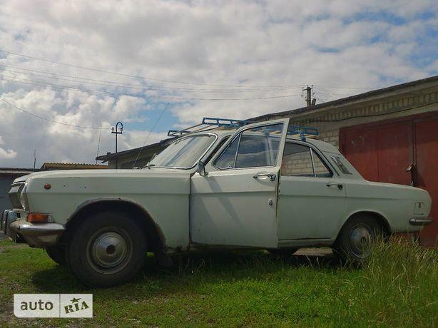 Волга ГАЗ-24 1974