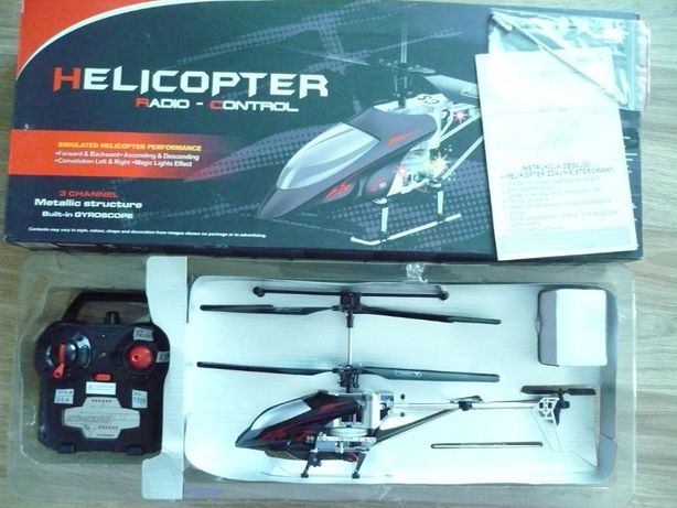 helikopter zdalnie sterowany model