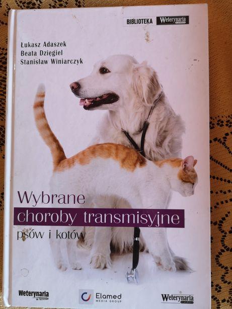 Wybrane choroby transmisyjne psów i kotów