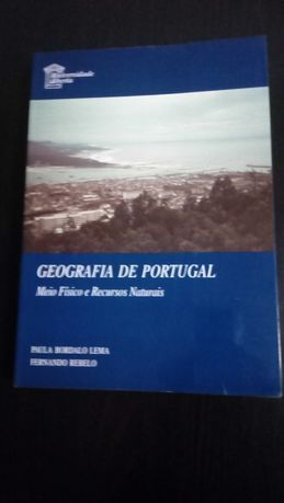 Geografia de portugal - Universidade Aberta