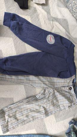 Spodnie rozmiar 74
