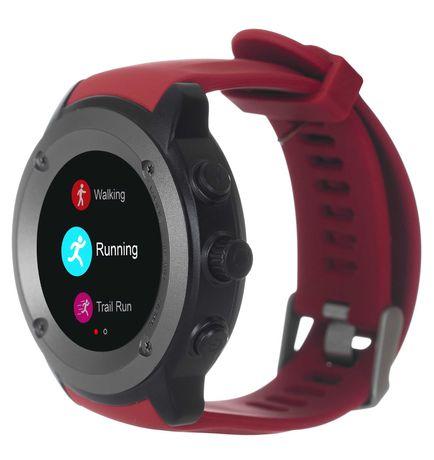 Смарт-годинник ERGO Sport GPS HR WATCH S010 RED