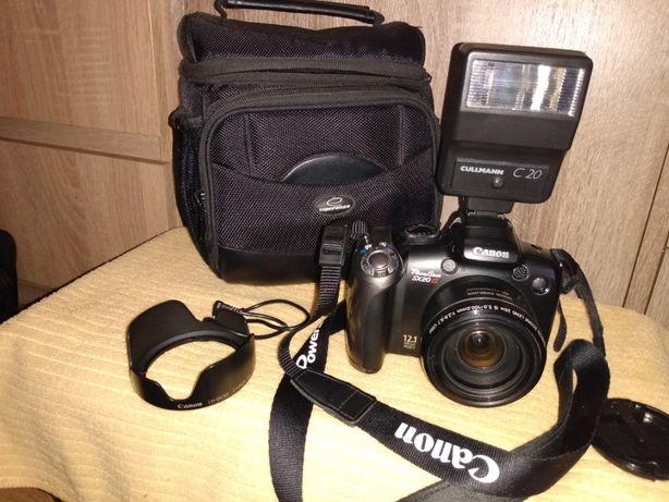 Aparat Canon SX20 IS