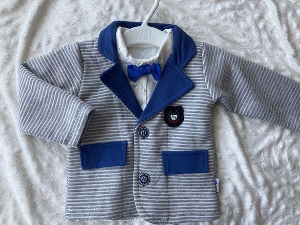 Костюм, рубашка, пиджак