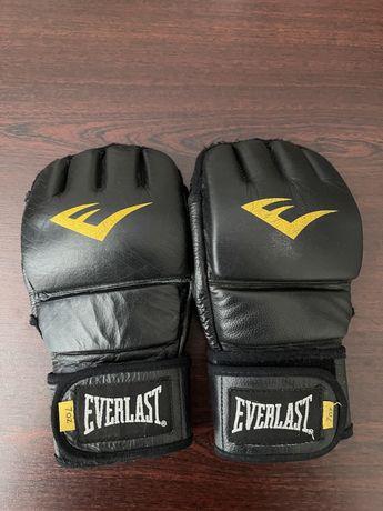 Перчатки для mma everlast