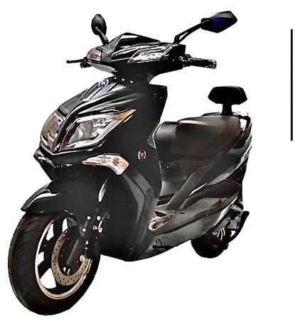 Scooter Scooter Elétrica Hawk Matriculável 1800W (Preto)