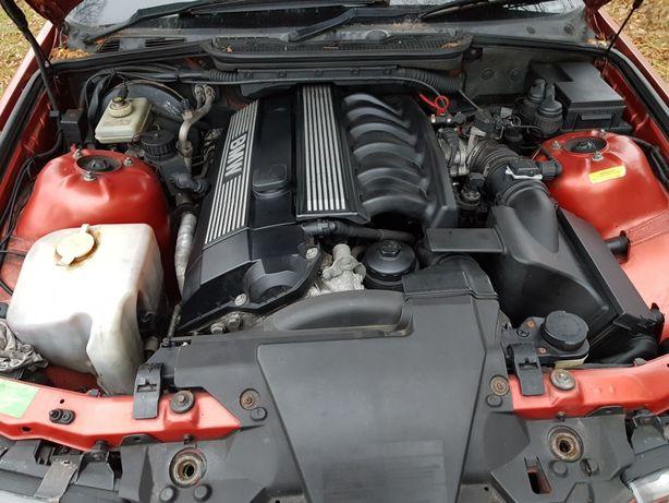 Silnik m52b28 2.5 bmw e39 e36 1x vanos