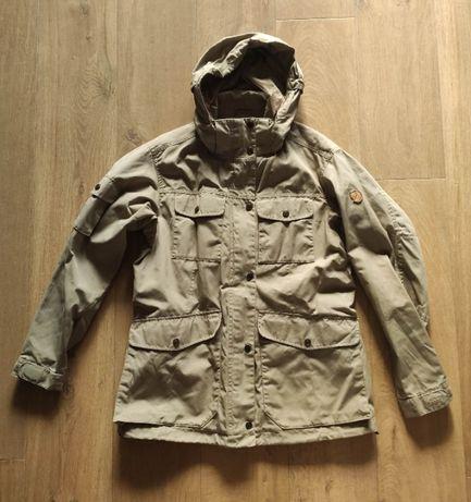 FJALLRAVEN kurtka trekkingowa NIKKA Jacket G1000, r.M jak nowa