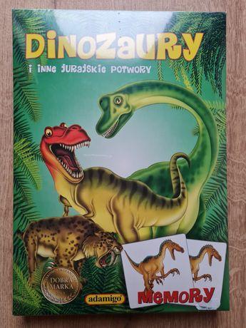 Memo - dinozaury