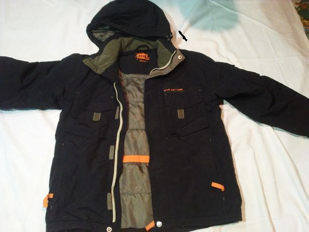 kurtka sportowa 146,spodnie narciarskie od 75zł