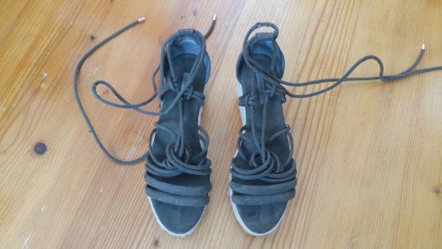 Sandały Oysho