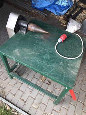 Łuparka maszyna do drewna jak nowa