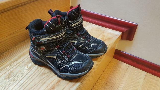 Buty dla chłopca 29 późno jesienne ~ zimowe, 19.5 CM długość wkładki