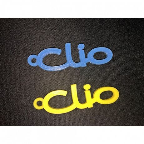 Porta chaves Honda, Audi, Seat, VW, Citroen, Renault - Impressao 3D