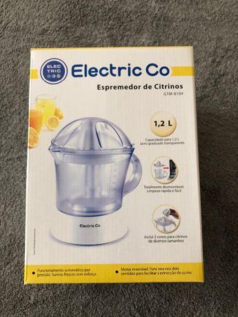 Novo Espremedor de citrinos Electric Co