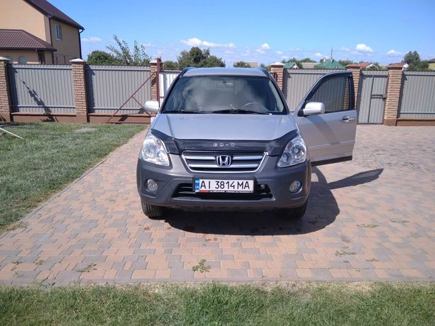 HONDA CR-V  2006 2.0 бензин