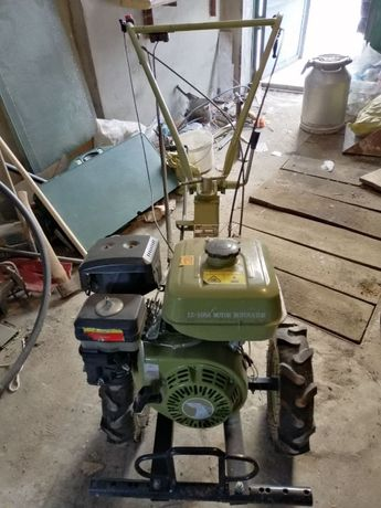 Продаю б\у Мотоблок Зiрка (Zirka 1Z-105) 3.8 кВт/ч