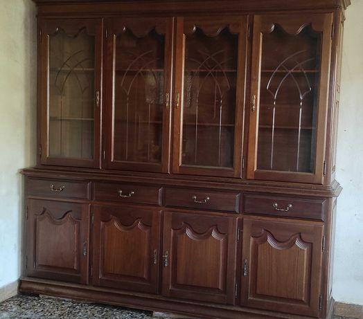 Móvel sala madeira