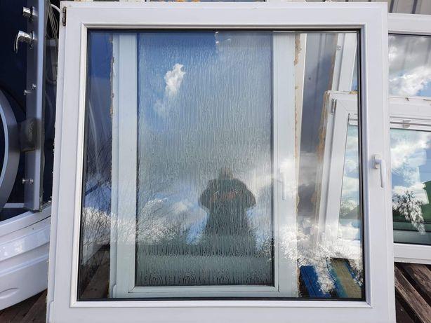 Okno Okna 143 x 146 cm szerokości  Transport Reda Możliwy Montaż
