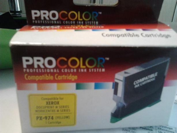 Toner XEROX PX-974 Yellow ProColor