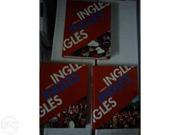 Curso de inglês - Manuais + Dicionário