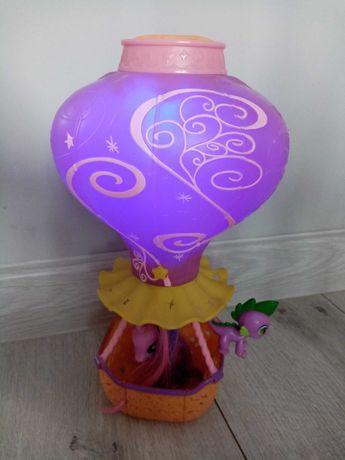 Balon świecący hasbro z kucykiem