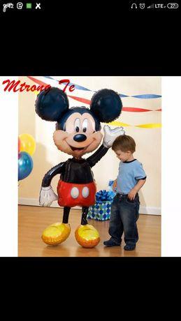 Myszka Miki balon na Hel urodziny 112cm