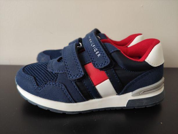 NOWE,Sneakersy TOMMY HILFIGER Low Cut Velcro Sneaker.