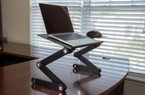 Столик для ноутбука с охлаждением и подставкой