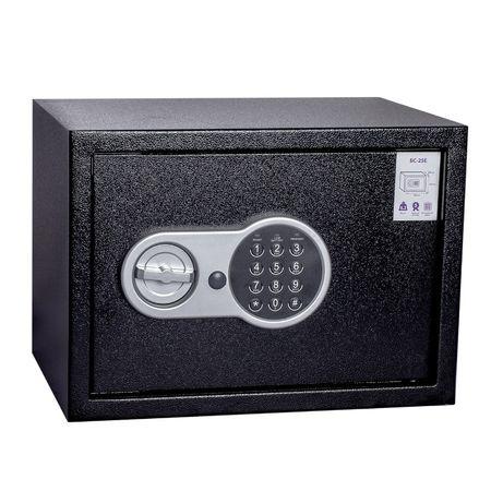 Качественный сейф. Отправляем наложенным платежом