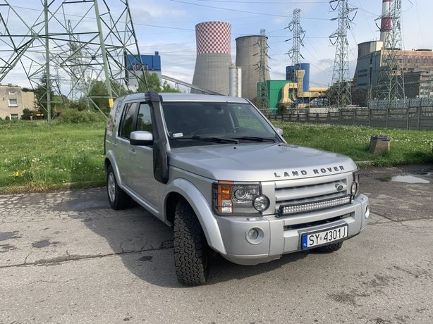 Land rover discovery off road 2.7Dv6