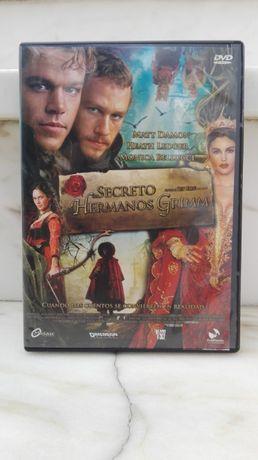 DVD 'El secreto de los Hermanos Grimm' ('Os Irmãos Grimm')