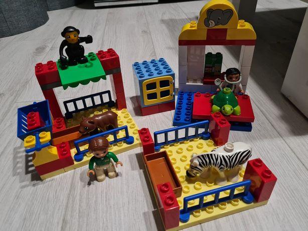 Lego duplo szpital dla zwierząt