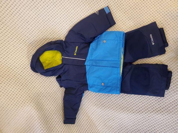 Продам зимний костюм columbia Buga set.  6-12 месяцев