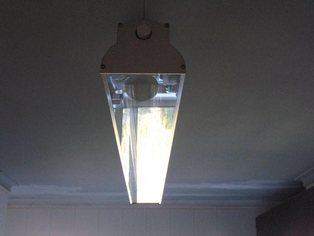 Iluminação suspensa