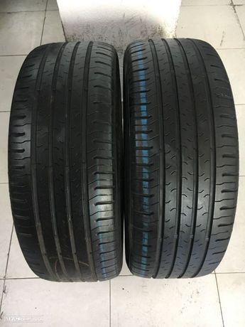 2 pneus continental 195-55-15 Oferta da entrega