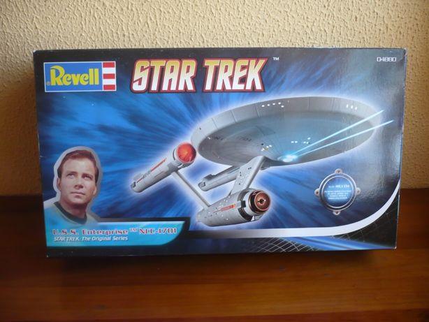 Star Trek-USS Enterprise-kit mod. Revell ( novo )