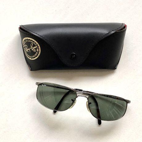 Óculos de sol Ray-Ban originais aviator e de massa, novos