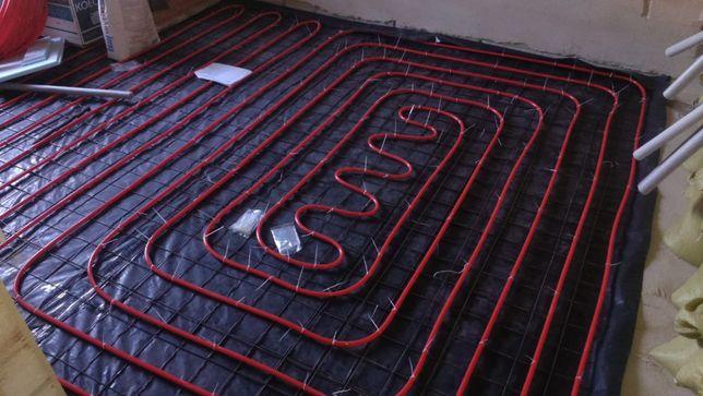 Монтаж котельных, котлов, отопление, теплые полы, водопровод