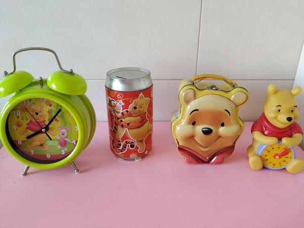 Diversos do Winnie the Pooh em muito bom estado
