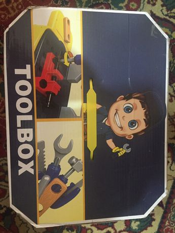Іграшковий набір «Маленький слюсар»