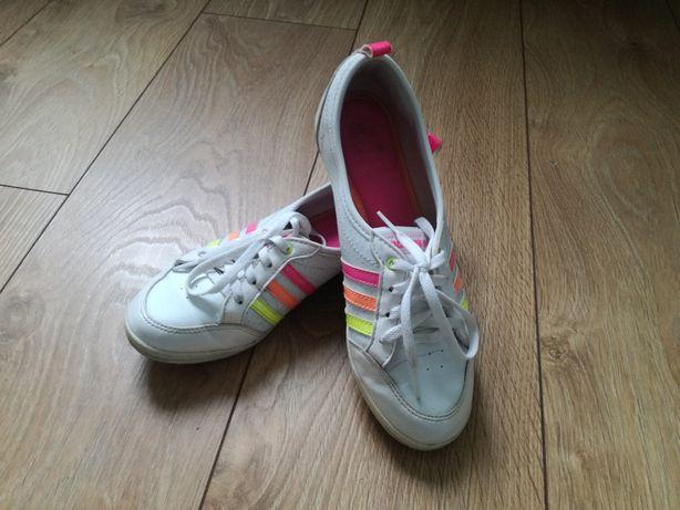 Adidas neo trampki 38