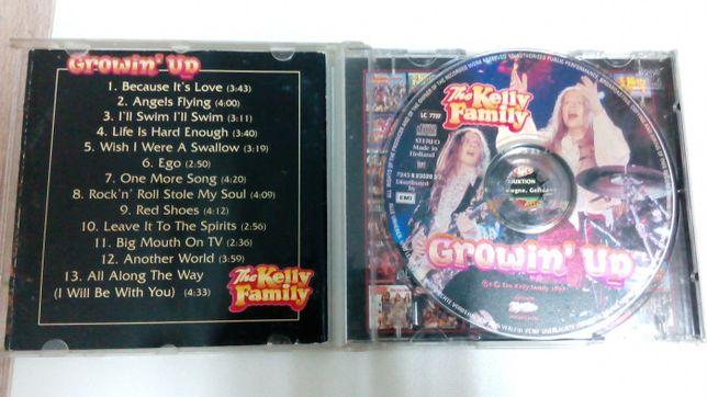 CD original Kelly Family