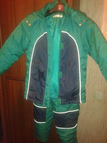 Демисезонные куртка и штаны(весна -осень) на рост 128 - 134 ф. Бон При